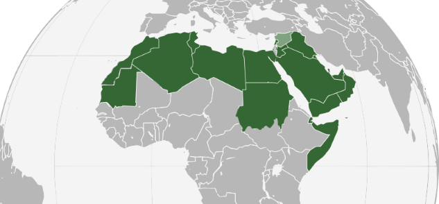 Les pays arabes et la langue arabe